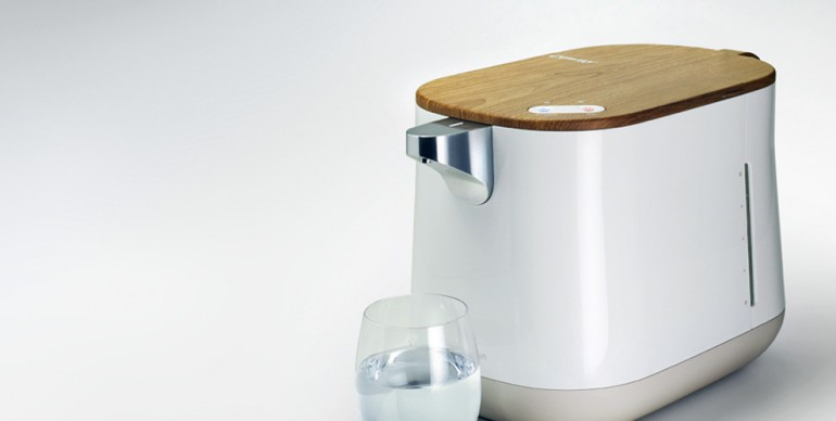 Woongjin coway water purifier swiss industrial for Product design berlin